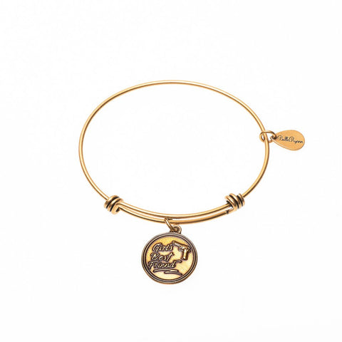 Expandable Charm Bracelet-Girl's Best Friend