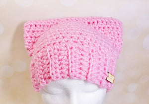 Pussy Hat Project - Light Pink