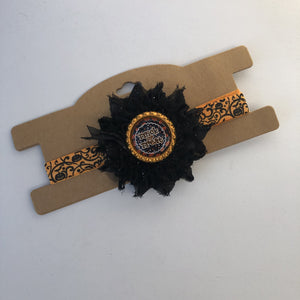 Trick or Treat, Headband,  RTS