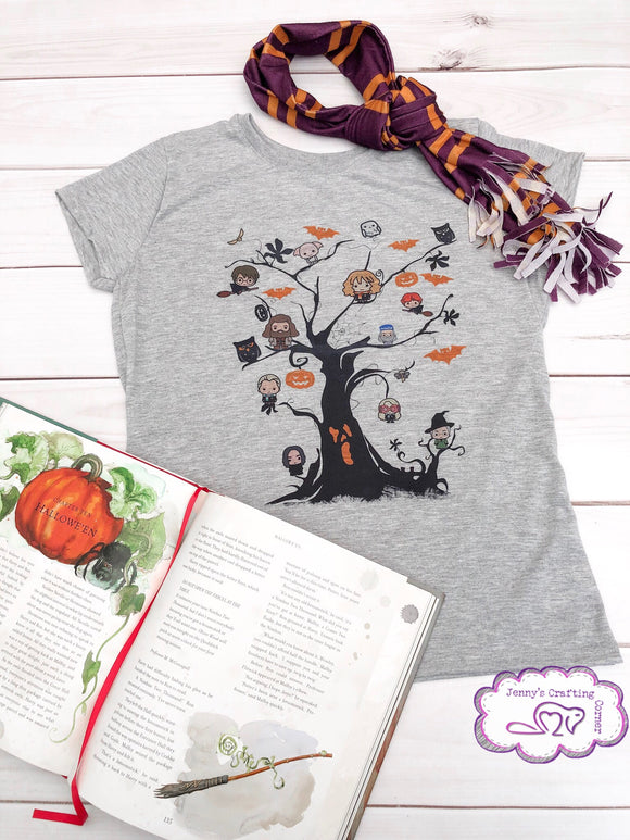 Harry Potter Halloween Tree