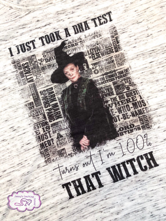 100% that witch - McGonagall