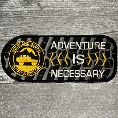 Adventure is Necessary Patch