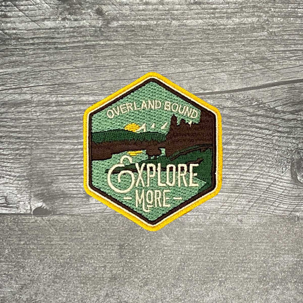 Explore More Patch