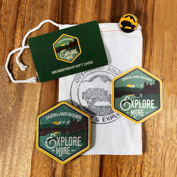 Gift Membership + Emblem Welcome Kit