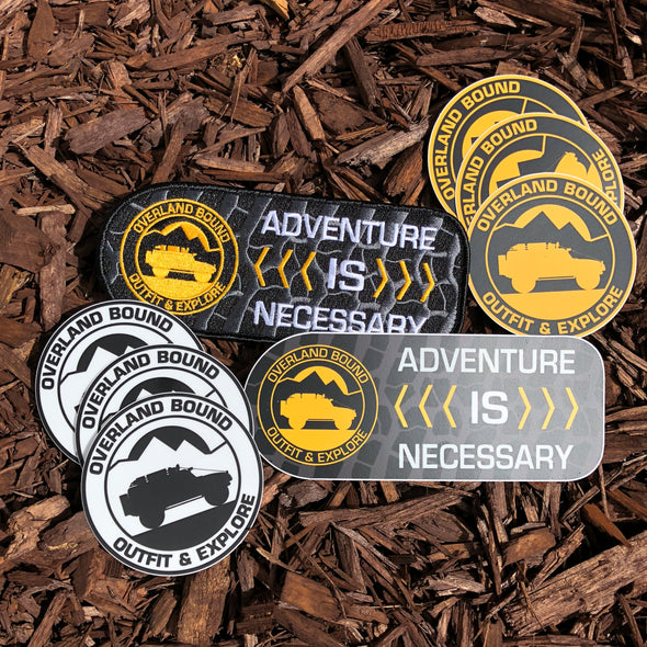 Overland Bound Adventure Bundle