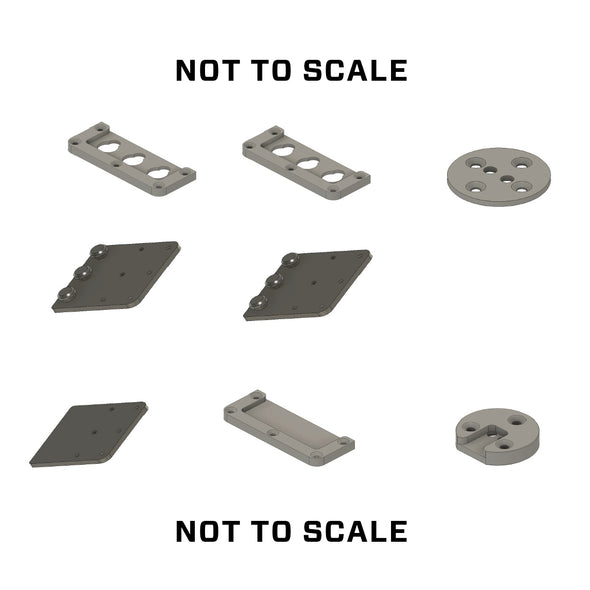 Drawer System Kit - No Support Posts