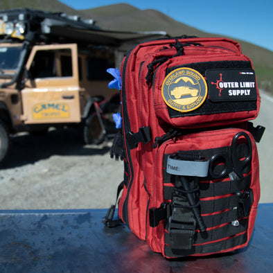 Overland Bound 3-in-1 Med Kit