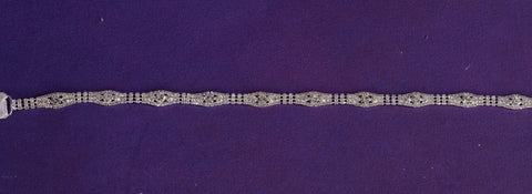 Rhinestone Belt - Concepcion Bridal & Quinceañera Boutique