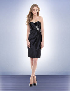 Bill Levkoff Black Formal Dress - Concepcion Bridal & Quinceañera Boutique