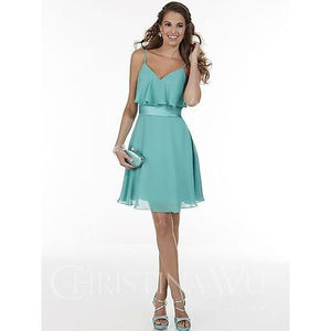 House of Wu Bridesmaid Dress - Concepcion Bridal & Quinceañera Boutique