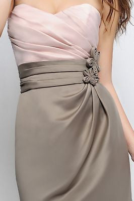 Bridesmaid Designer Formal Dress - Concepcion Bridal & Quinceañera Boutique