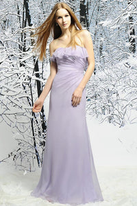Eden Bridal Lilac Gown - Concepcion Bridal & Quinceañera Boutique