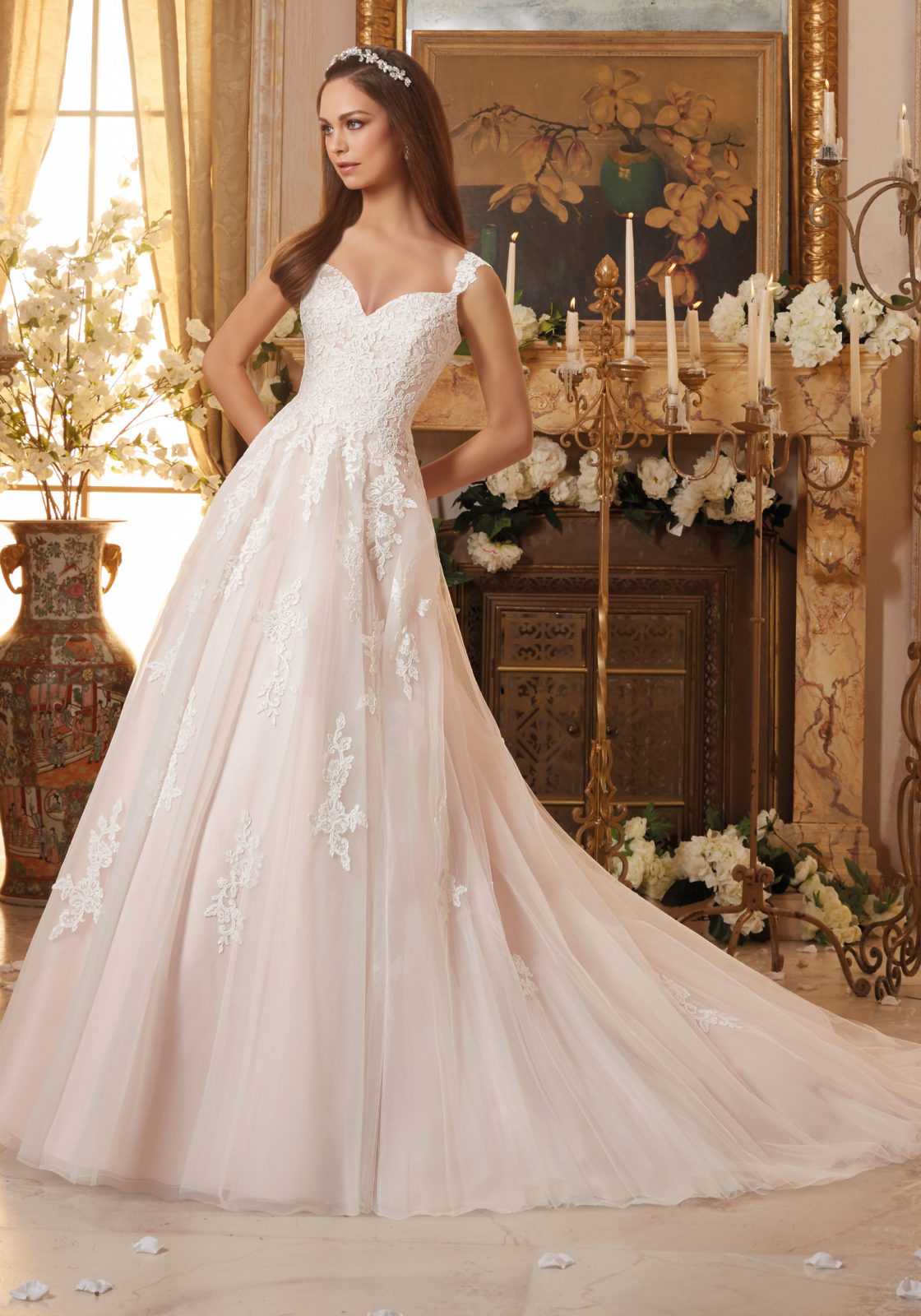 #5468 - Concepcion Bridal & Quinceañera Boutique