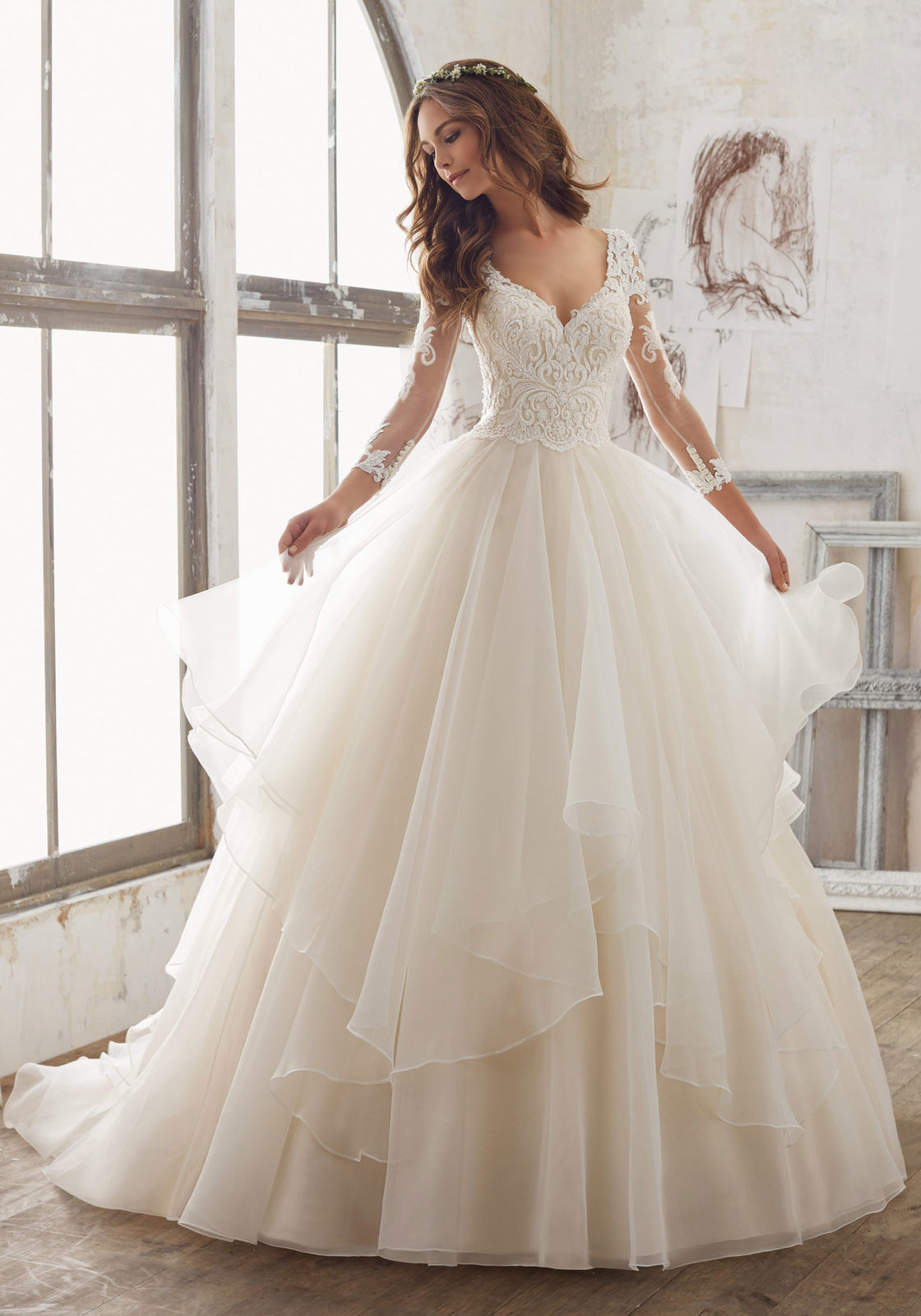 Morilee 5517 - Concepcion Bridal & Quinceañera Boutique