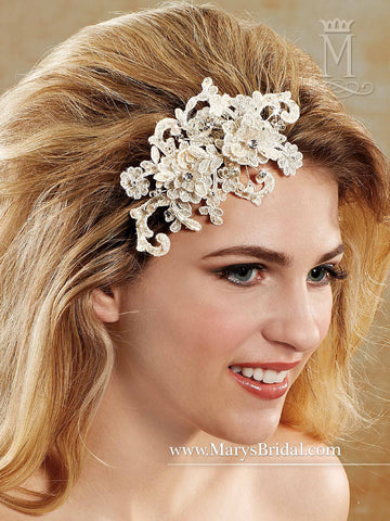 Floral Hair Accessory - Concepcion Bridal & Quinceañera Boutique
