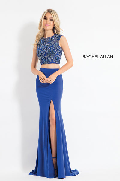 Rachel Allan 2 Piece# 6165 - Concepcion Bridal & Quinceañera Boutique