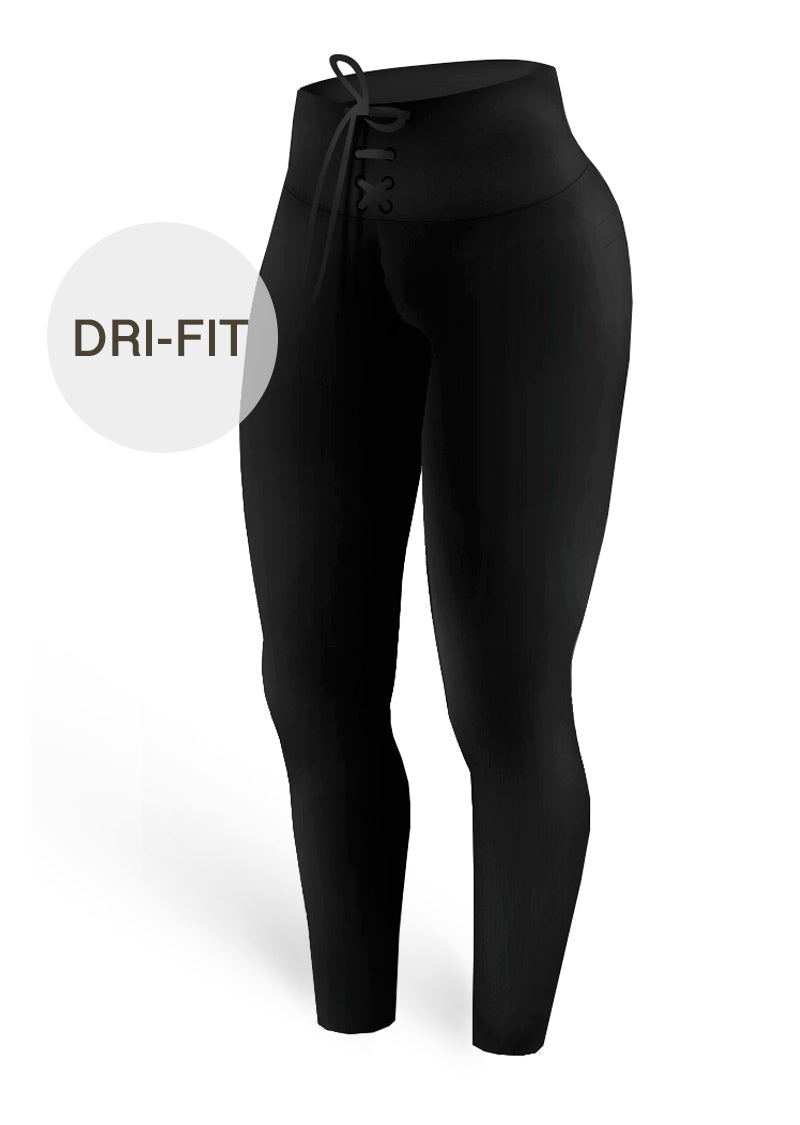 BrazilianButt Push Up Lacing - Black