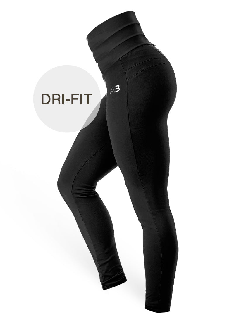 BrazilianButt Push Up - Black (The Squat Collection)