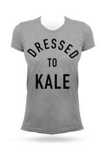 Dressed to Kale T-shirt - AcaiBerryFashion
