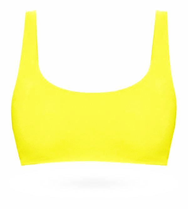 Your Everyday Top - yellow