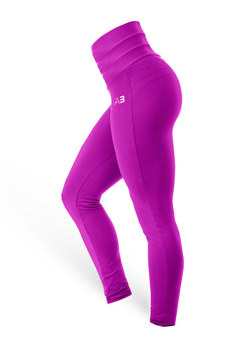 BrazilianButt Push Up - Rosa pop (The Squat Collection) - AcaiBerryFashion