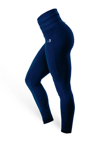 BrazilianButt Push Up - Navy (The Squat Collection) - AcaiBerryFashion