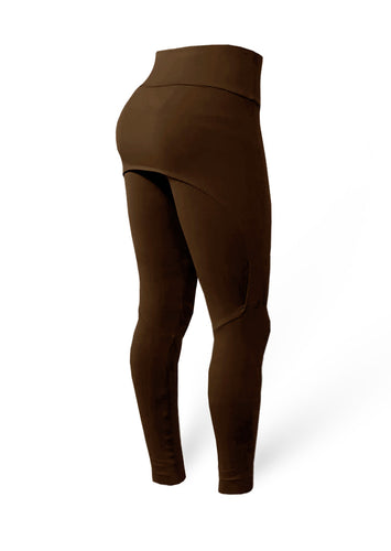 The BrazilianButt Push-Up Cover Up- Brown - AcaiBerryFashion