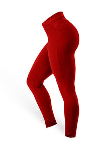 The Sculpt Push-Up (Red) - AcaiBerryFashion