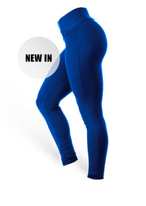 Painless Pants Fitness Fashion - Espectro Blue
