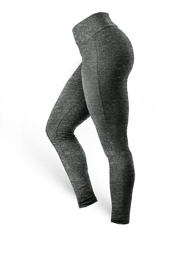 Brazilian Butt Push Up Pants Fitness - Dark Mescla - AcaiBerryFashion
