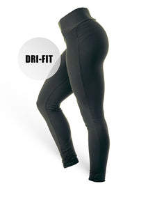 Brazilian Butt Push Up Pants Dri-Fit - Black - AcaiBerryFashion