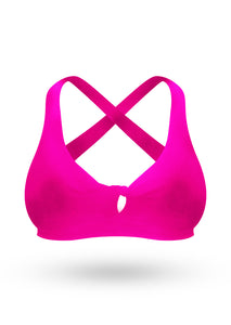 The Brazilian Push Up Bra - Absinto - AcaiBerryFashion