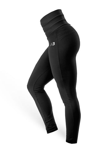 BrazilianButt Push-Up - Black (The Squat Collection) - AcaiBerryFashion