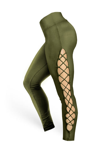 The Brazilian Butt Push Up Pants Knot - Savana - AcaiBerryFashion