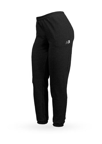 ACAI BERRY FASHION JOGGERS (Velvet) - Black - AcaiBerryFashion
