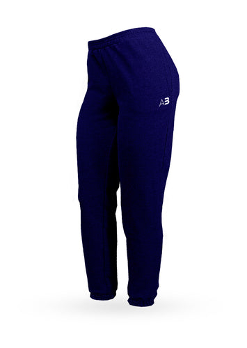ACAI BERRY FASHION JOGGERS (Velvet) - Navy - AcaiBerryFashion