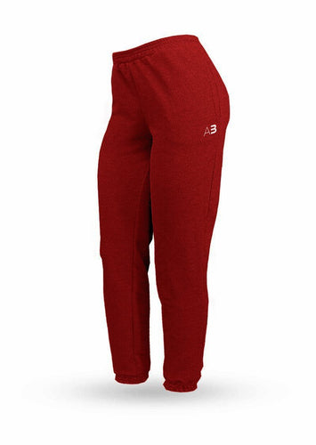 ACAI BERRY FASHION JOGGERS - Red - AcaiBerryFashion