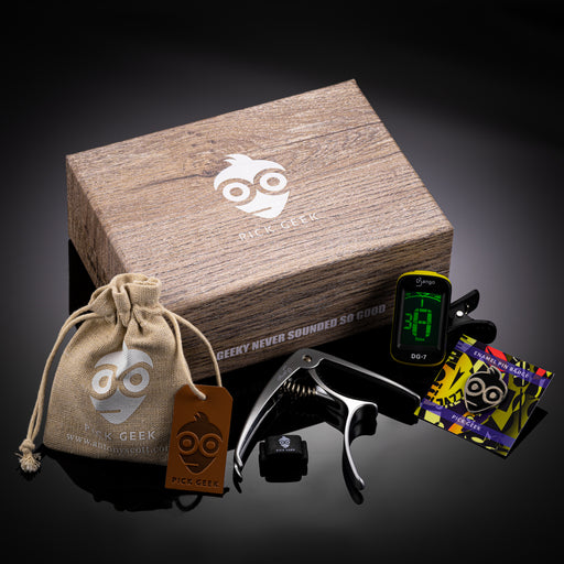 Pick Geek Premium Bundle Box