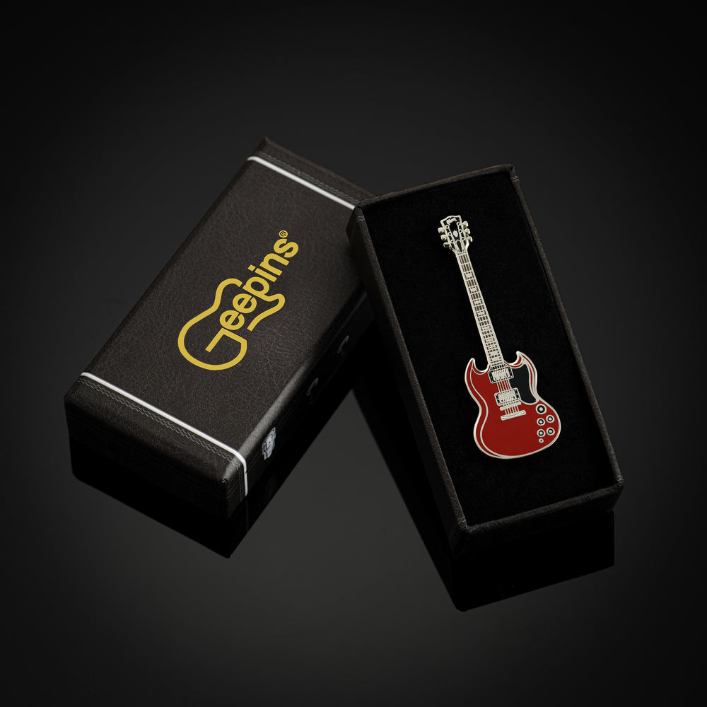 Geepin SG Guitar Pin