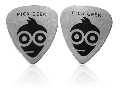 Pick Geek Steel Pick Set