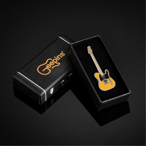 Geepin Tele Guitar Pin