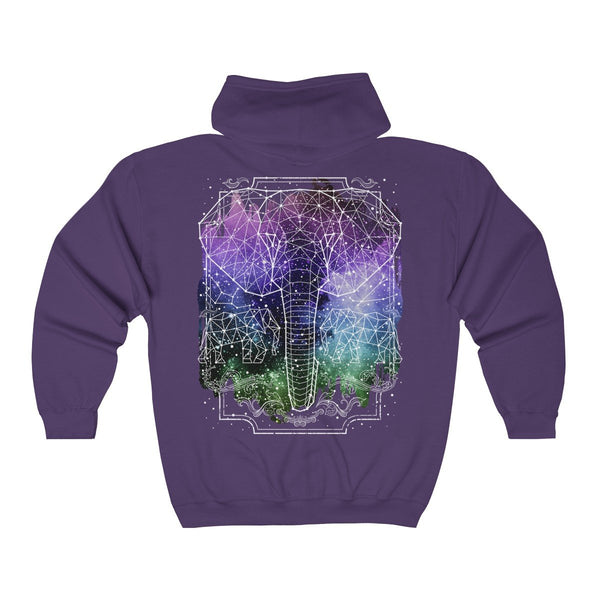 Dei Hoodie (Black or Purple)