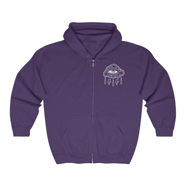 Madame Hoodie (Black or Purple)