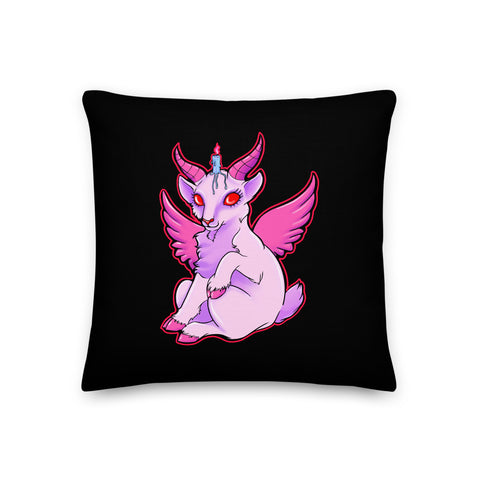BABY BAPHOMET PILLOW