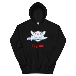 CATCALL AND DIE HOODIE