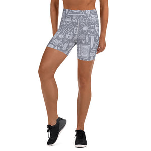Threefold Yoga Shorts