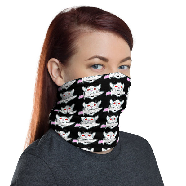 CATCALL AND DIE NECK GAITER