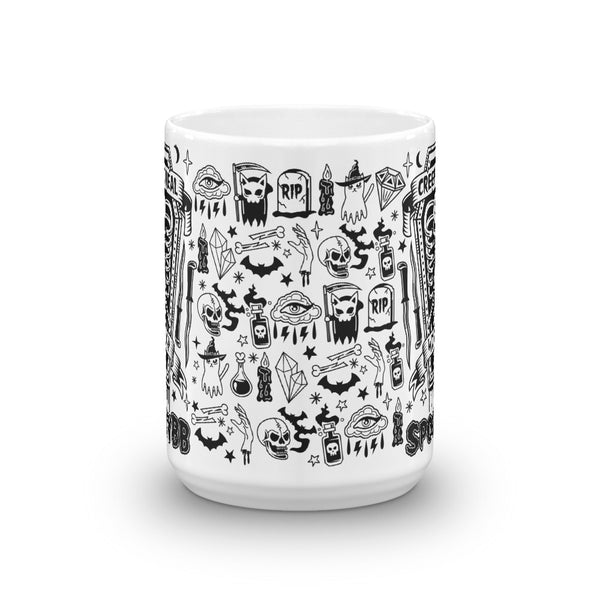 Creep It Real Mug (15 oz.)