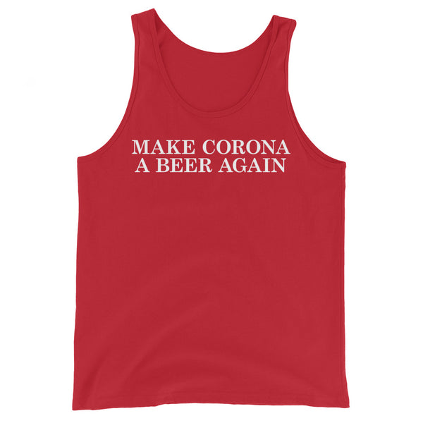 MCABA TANK (RED OR BLACK)