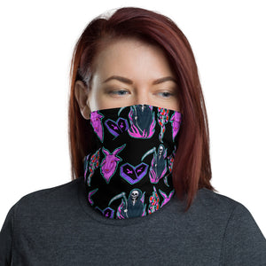 DEATH DEFIER NECK GAITER